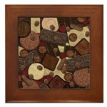 Got Chocolate? Framed Tile