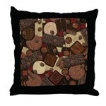 Got Chocolate? Throw Pillow