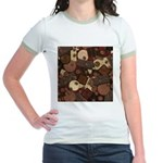 Got Chocolate? Jr. Ringer T-Shirt