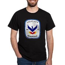 SSN 712 USS Atlanta T-Shirt