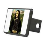Card-Mona-Affen3-drkr.png Rectangular Hitch Cover