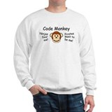 Code Monkey Jumper