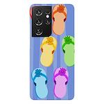 5.5x7.5-MidEve-GDane-Harleq2.png iPhone 5 Case