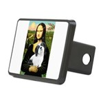 Lhasa Apso 2 - Mona Lisa.png Rectangular Hitch Cov