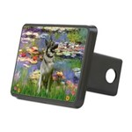 5.5x7.5-Lilies-NorwElk.png Rectangular Hitch Cover