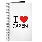 I love Jaren Journal