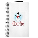 Snowman - Charlie Journal