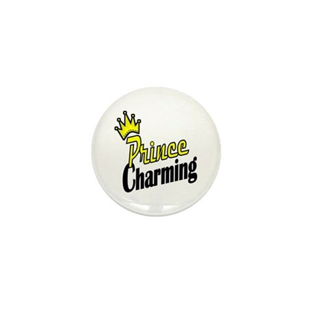 Prince Charming Mini Button (10 pack)