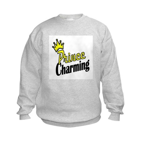 Prince Charming Kids Sweatshirt