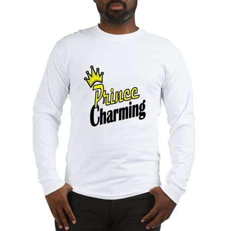 Prince Charming Long Sleeve T-Shirt