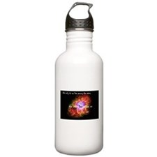 Neil deGrasse Tyson's Stardust Sports Water Bottle