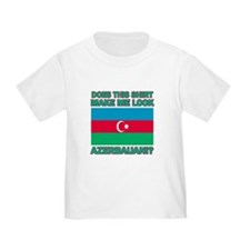 Azerbaijani Flag Designs T