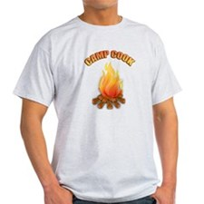 Camp Cook T-shirt T-Shirt