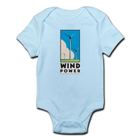 windpowery Body Suit