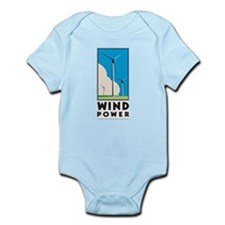 windpowery Body Suit