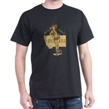 Faded Montana Pinup T-Shirt