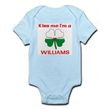 Williams Family Onesie