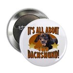 Dachshund Lover Button