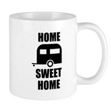 Camping Trailer Home Sweet Home Mug