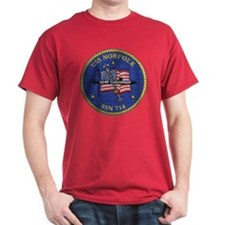 SSN 714 USS Norfolk T-Shirt
