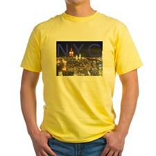 New York at Night T-Shirt