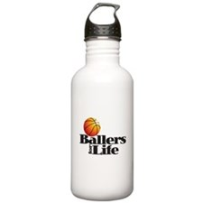 Ballers for Life Water Bottle