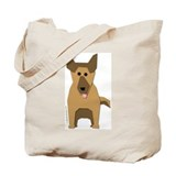German Shepherd! Tote Bag
