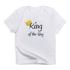 Cute Boy king Infant T-Shirt