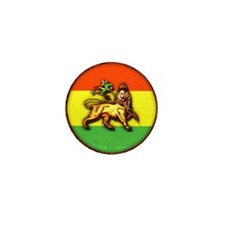 THE LION OF JUDAH Mini Button (10 pack)