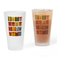 Colored Maruchan Cups of Noodles Drinking Glass