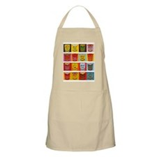 Colored Maruchan Cups of Noodles Apron