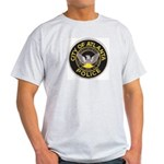Atlanta Police Ash Grey T-Shirt