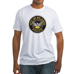 Atlanta Police Fitted T-Shirt