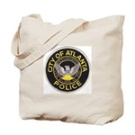 Atlanta Police Tote Bag