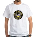 Atlanta Police White T-Shirt