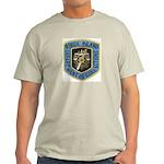 Rhode Island Corrections Ash Grey T-Shirt