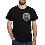 Rhode Island Corrections Dark T-Shirt