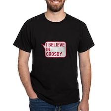 I Believe In Crosby T-Shirt