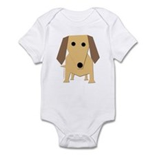 Big Dachshund! Infant Bodysuit