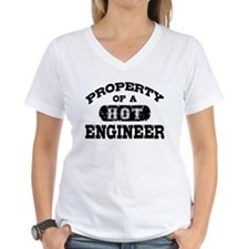 Property of a Hot Engineer Shirt