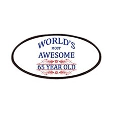 World's Most Awesome 65 Year Old Patches