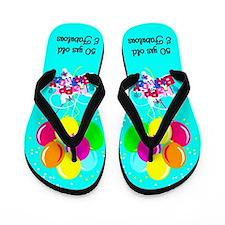 MARVELOUS 50TH Flip Flops