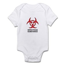 """Infectious"" Infant Bodysuit"