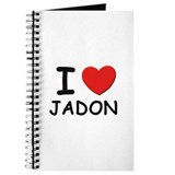 I love Jadon Journal