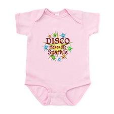 Disco Sparkles Infant Bodysuit