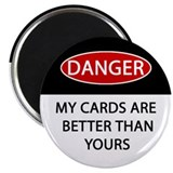 """Danger"" Card Guard"