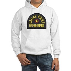 Dallas Police Hooded Sweatshirt