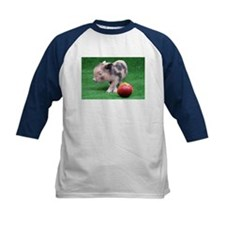 Peach as a Pig Baseball Jersey