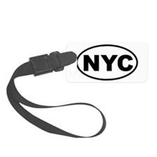 Cute Nyc Luggage Tag