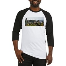 The Alhambra palace in Spain Baseball Jersey
